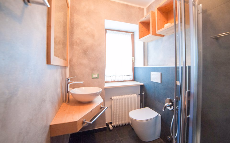 camera gongolo bagno con doccia w
