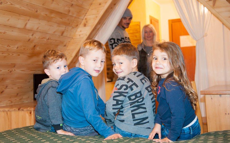 camera peter bambini w