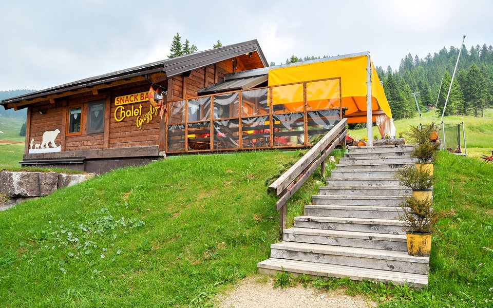 rifugio grizzly w