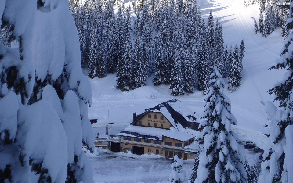 ski area verena piste chiuse rifugi aperti w
