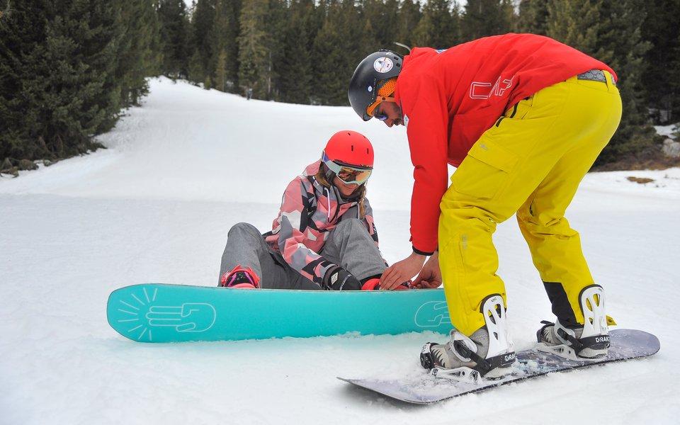 Scuola Sci o Snowboard