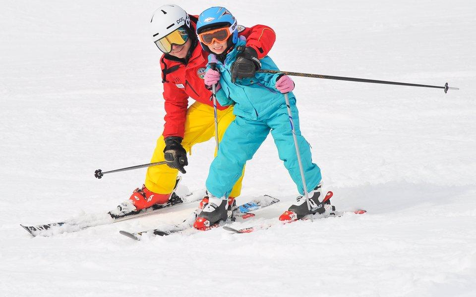 sorriso scuola sci verena w
